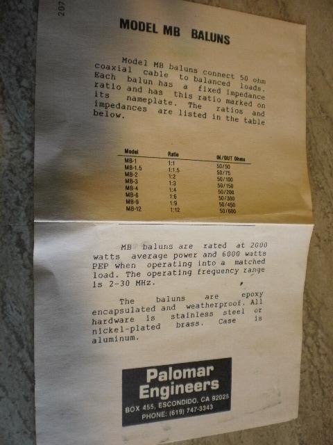 P6220687 - Metal Box Baluns