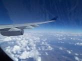 En el aire