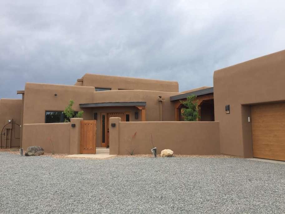 Green Home Building in Santa Fe | Palo Santo Designs