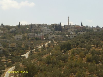 A view of Bruqin (Photo by ISM)