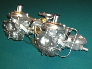 Triumph TR250 & TR6 Complete Carb & Intake Setup rebuild & restoration. Cost to fully rebuild the 1970-1976 TR6 carbs, restore (Micro-polish) the intake manifold & restore/replate the linkage is $795.00. Cost for the TR250 & 1969 TR6 is $895.00 as I will also rebuild & restore the PVC valve, vacuum pipes & vacuum switch.