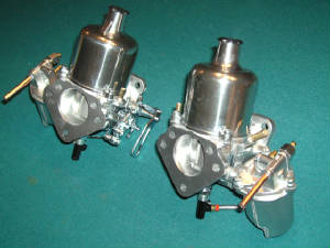 TR6 carburetor rebuild for sale