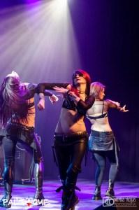 Sombras - 10mo Aniversario Cresta Metalica