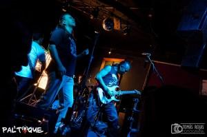 Mean Machine en Teatro Bar