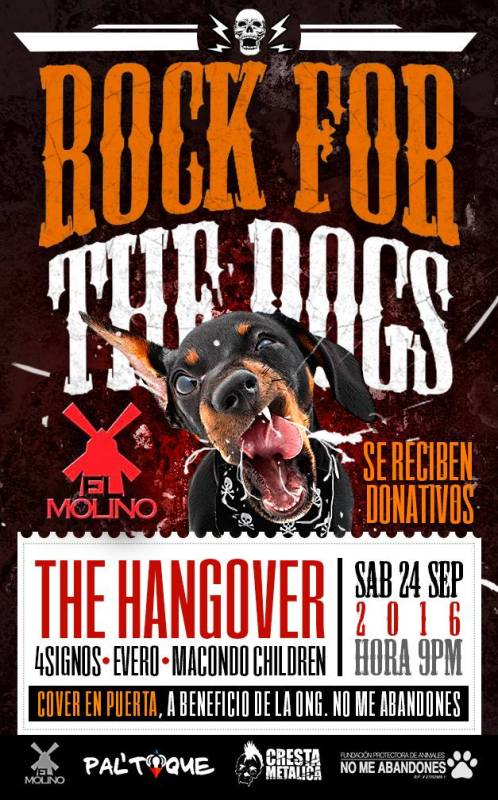ROCK FOR THE DOGS
