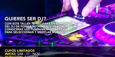 curso para ser DJ