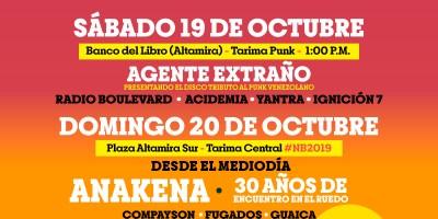 Festival Nuevas Bandas 2019