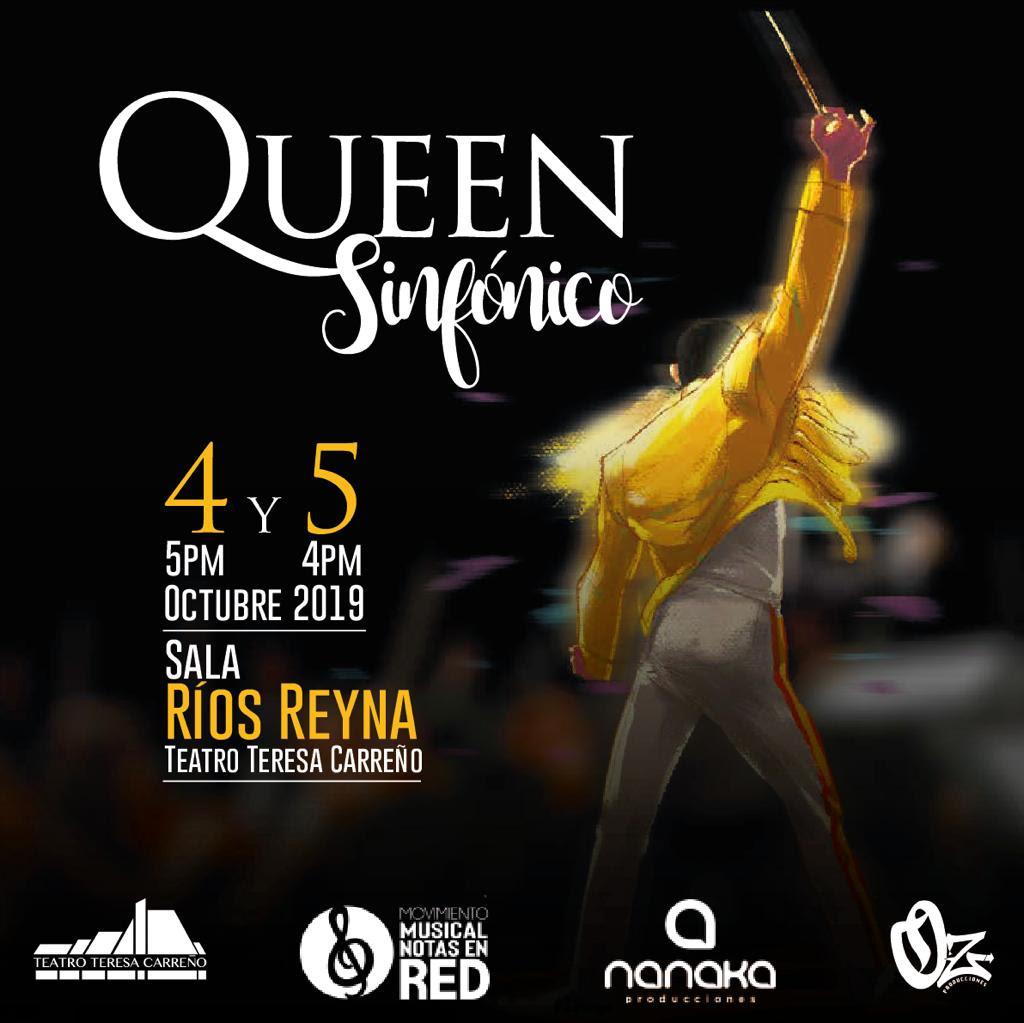 """""""Queen Sinfónico"""""""