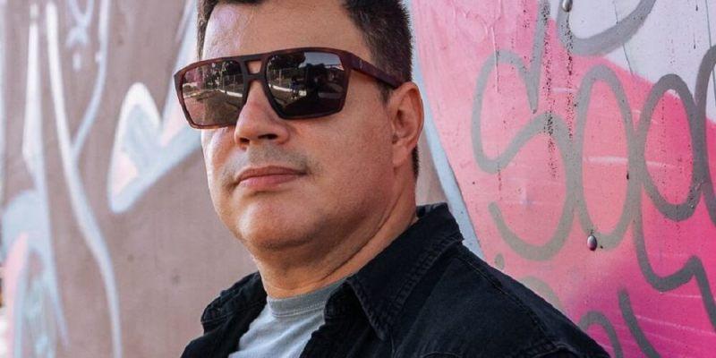 Frank Morón 'El Punk de Madrid'