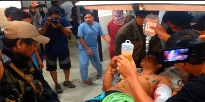 Baku Tembak di Poso, Dua Terduga Teroris Tewas, Brimob Kelapa Dua Terluka