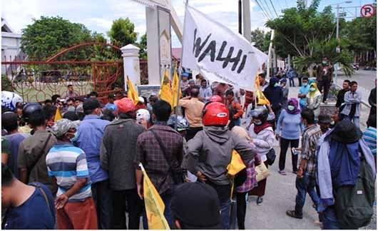 Walhi Sulteng Desak Pemerintah Segera Bersikap Soal PLTU