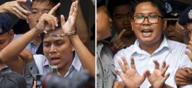 Vonis Penjara Jurnalis Reuters, Ancaman Kebebasan Pers di Myanmar