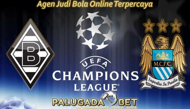 Prediksi Borussia M'gladbach vs Manchester City 24 November 2016