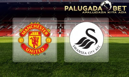Laporan Pertandingan Swansea City VS Manchester United