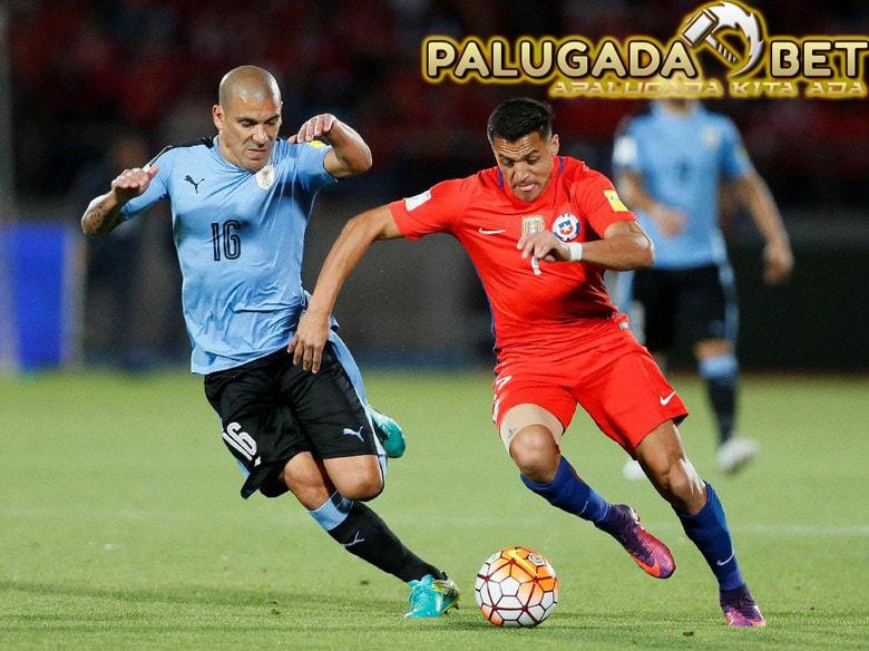 Dua Gol Oleh Sanchez Antarkan Chile Tundukkan Uruguay 3-1 - PLG