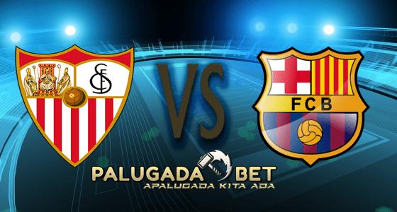 Prediksi La Liga : Sevilla VS Barcelona TGL 7 November 2016