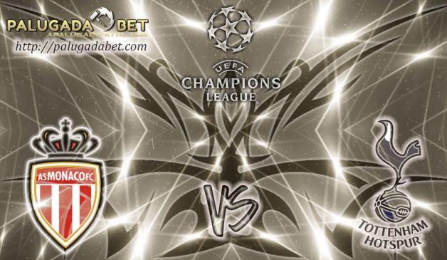 Prediksi AS Monaco vs Tottenham Hotspur 23 November 2016 (Liga Champion)