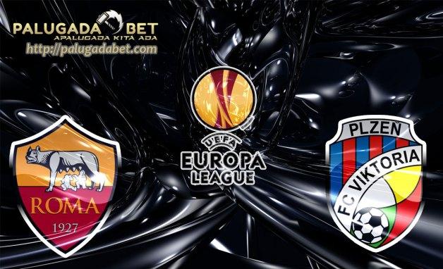 Prediksi AS Roma vs Viktoria Plzen 25 November 2016 (Liga Eropa)