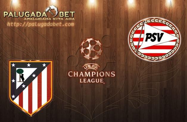 Prediksi Atletico Madrid vs PSV Eindhoven 24 November 2016 (Liga Champion)