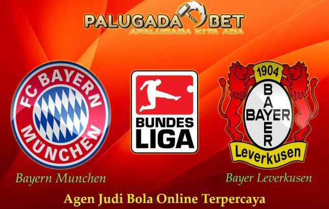 Prediksi Bayern Munchen vs Bayer Leverkusen (Bundesliga) 27 November 2016 - PLG