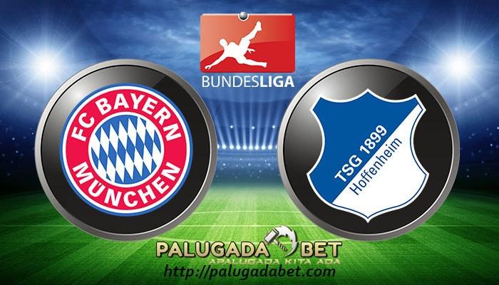 Prediksi Bayern Munchen vs Hoffenheim (Bundesliga) 5 November 2016.