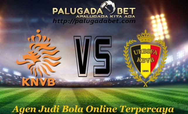 Prediksi Belanda vs Belgia (Laga Uji Coba) 10 November 2016.