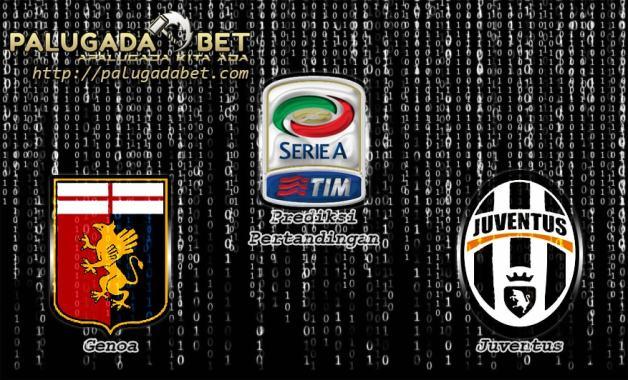 Prediksi Genoa vs Juventus 27 November 2016 (Serie A)