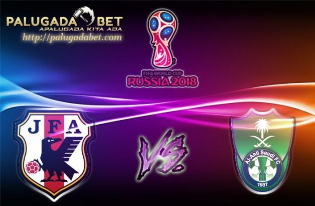 Prediksi Jepang vs Arab Saudi 15 Nobember 2016 (Kualifikasi World Cup)