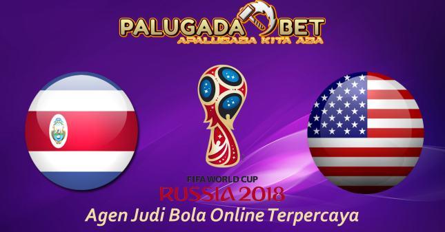Prediksi Kosta Rika vs Amerika Serikat (Kualifikasi WC CONCACAF 2018) 19 November 2016 - PLG