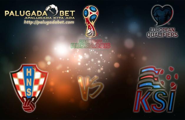 Prediksi Kroasia vs Islandia 13 November 2016 (Kualifikasi World Cup)