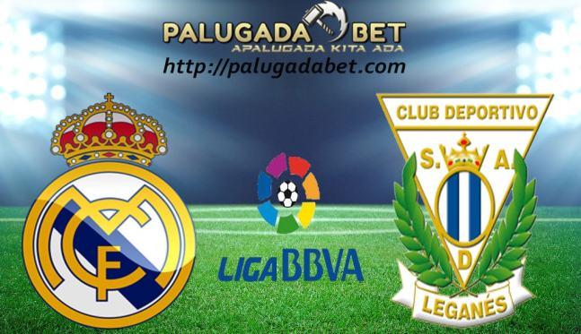 Prediksi Real Madrid vs Leganes (Liga Spanyol) 6 November 2016
