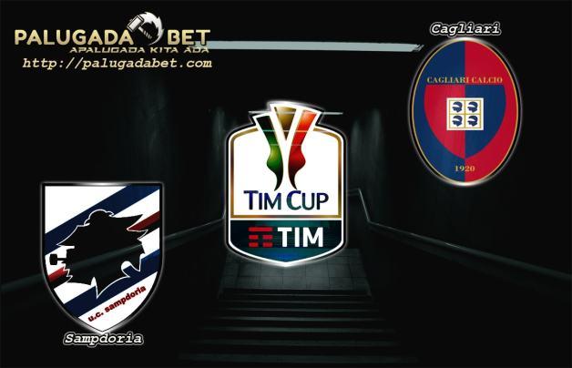 Prediksi Sampdoria vs Cagliari 1 Desember 2016 (Coppa Italia)