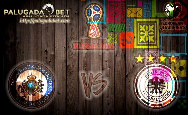 Prediksi San Marino vs Jerman 12 November 2016 (Kualifikasi World Cup)