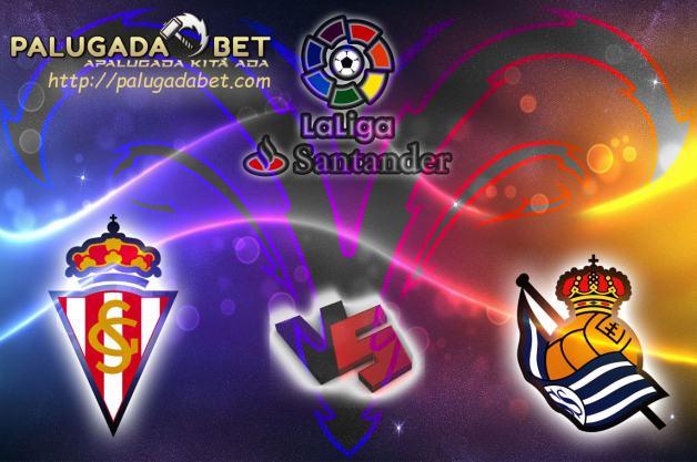Prediksi Sporting Gijon vs Real Sociedad 21 November 2016 (LaLiga Santander)