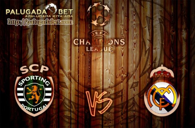 Prediksi Sporting Lisbon vs Real Madrid 23 November 2016 (Liga Champion)