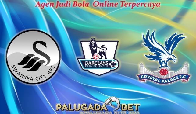 Prediksi Swansea City vs Crystal Palace (Liga Inggris) 26 November 2016 - PLG