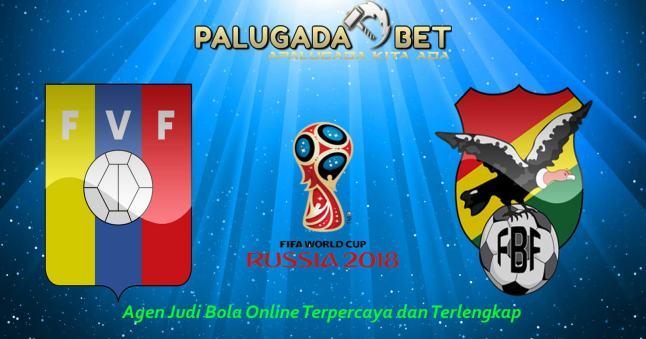 Prediksi Venezuela vs Bolivia (Kualifikasi WC 2018) 11 November 2016 - PLG
