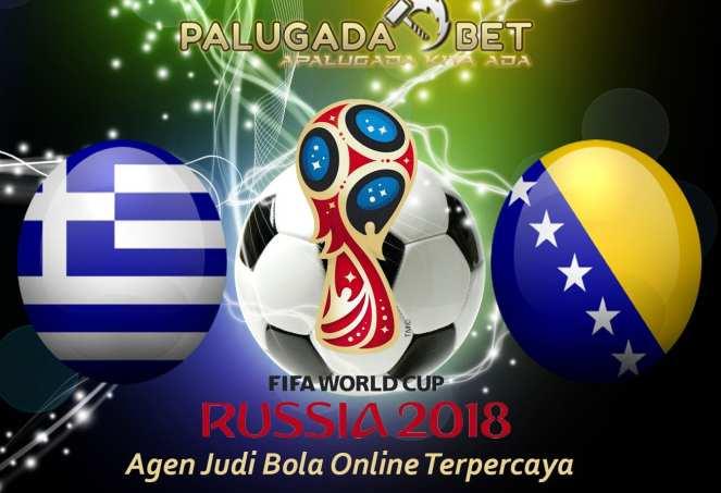 Prediksi Yunani vs Bosnia Herzegovina (Kualifikasi WC 2018) 14 November 2016 - PLG