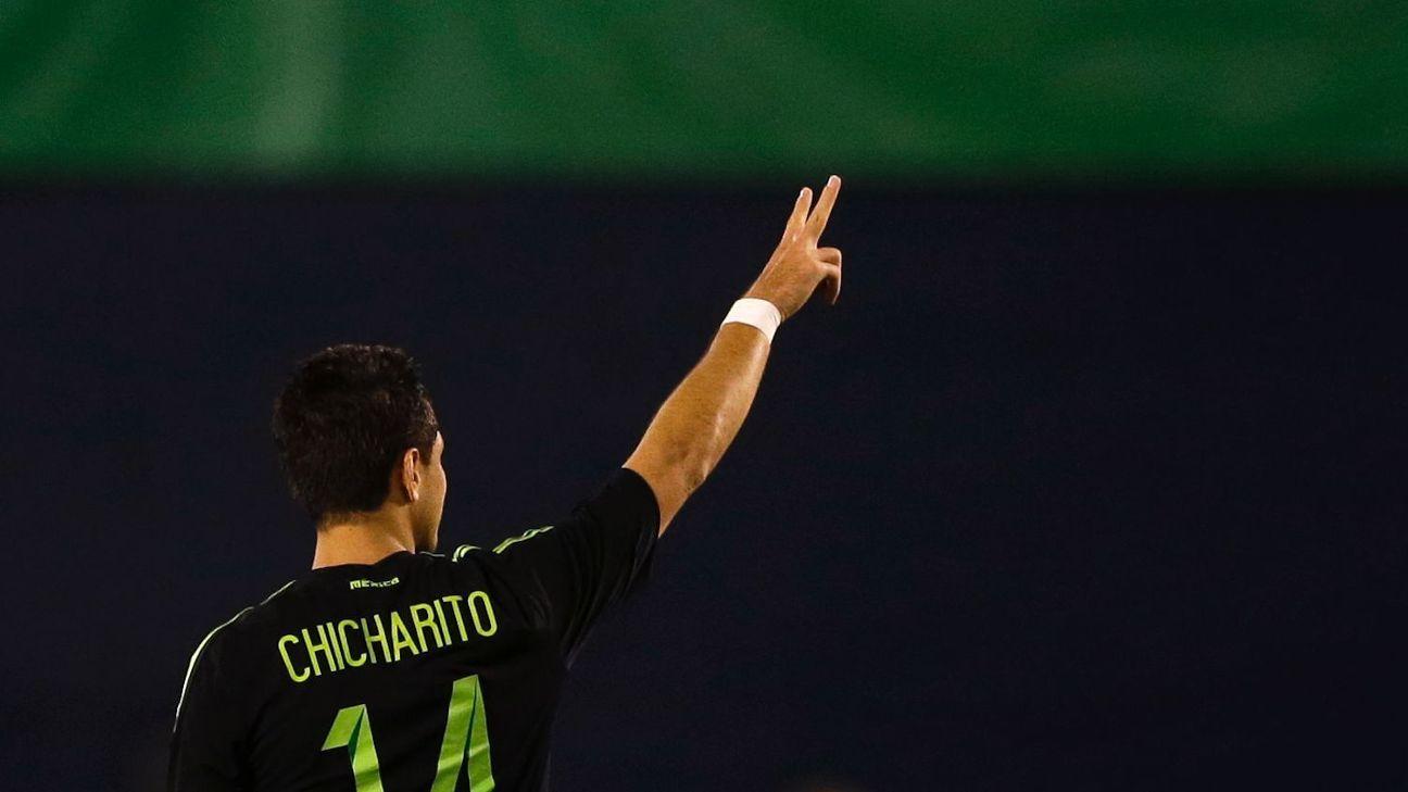 Agen Taruhan Bola - Meksiko Berhasil Memenangkan AS Berkat Gol di Menit Terakhir