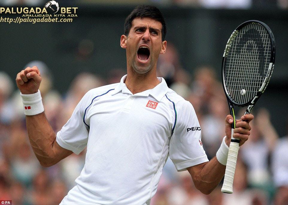 Novak Djokovic Bad Mood Di Partai Pertama ATP World Tour Finals