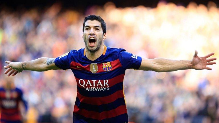 Agen Taruhan Bola - Gol Suarez Menjadi Penyelamat, Barcelona Menang 2-1 Atas Sevilla