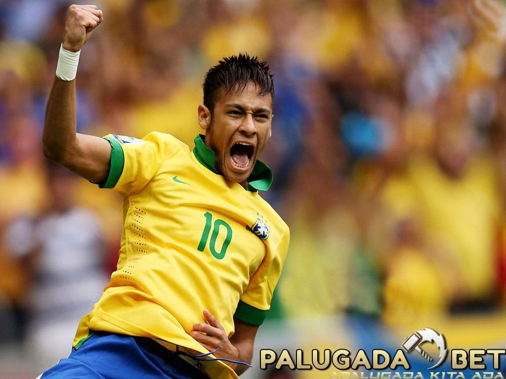 Neymar Berhasil Mencetak Rekor Gol Ke 50 Bersama Brasil