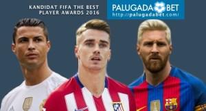 Kandidat Terbaik FIFA Ballon d'Or 2016 Agen Bola Terpercaya