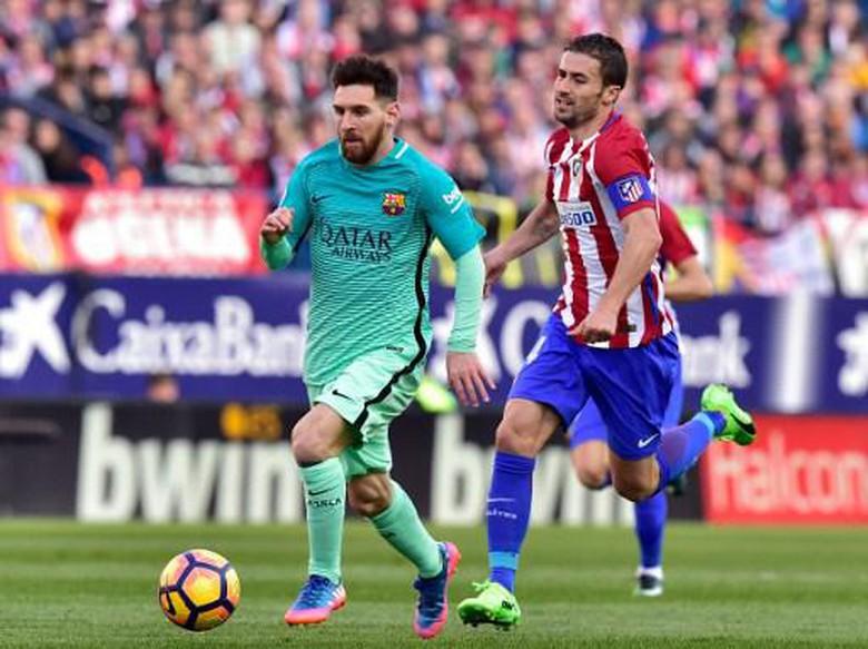 Atletico Kalah Membuat Barcelona di Puncak Klasemen Liga Spanyol