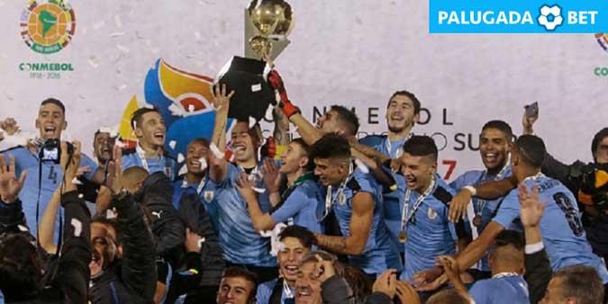 Uruguay U-20 Menjadi Juara di Sepak Bola Amerika Selata U-20
