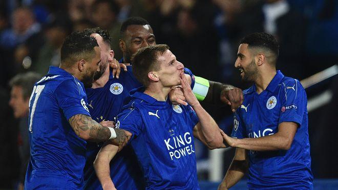 Leicester Menerima Uang Lebih Banayak Dari Real