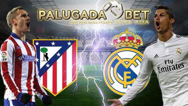 Prediksi Atletico Madrid vs Real Madrid (Liga Spanyol) 19 November 2016 - PLG