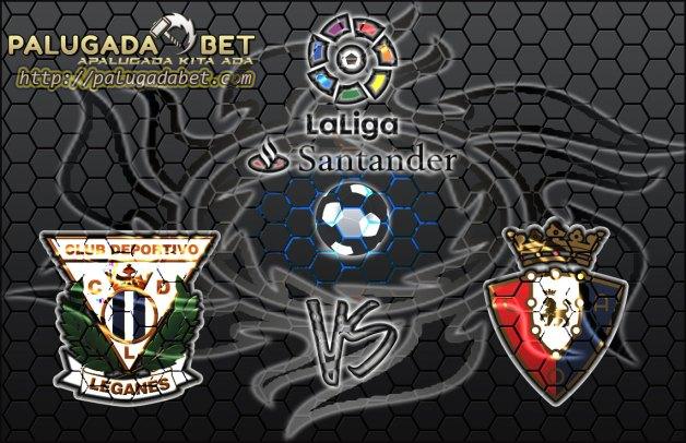 Prediksi Leganes vs Osasuna 22 November 2016 (LaLiga Santander)