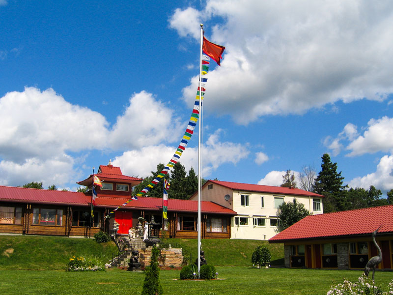 Orgyan Osal Cho Dzong