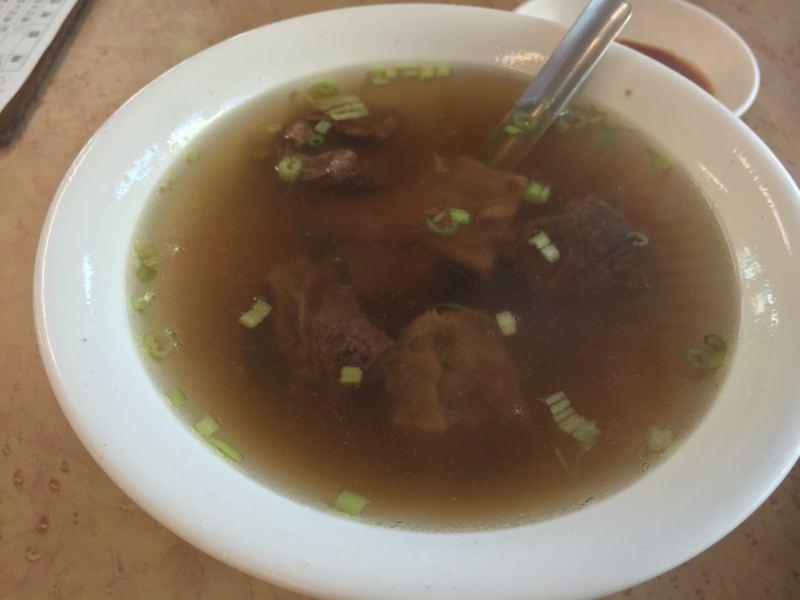 清炖牛肉湯